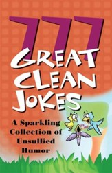 777 Great Clean Jokes - eBook