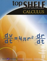Top Shelf Math: Calculus