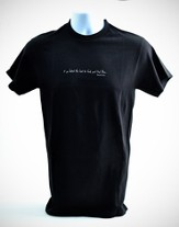 Look Shirt, Black. Medium