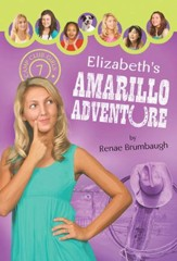 Elizabeth's Amarillo Adventure - eBook
