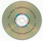 The New Testament Lapbook CD-Rom