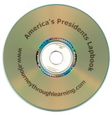 America's Presidents Lapbook CD