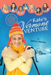 Kate's Vermont Venture - eBook