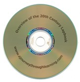 An Overview of the 20th Century Lapbook CD-Rom