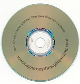 Government and the Election Process Lapbook CD-Rom