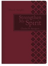Strengthen My Spirit - eBook
