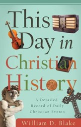 This Day in Christian History - eBook
