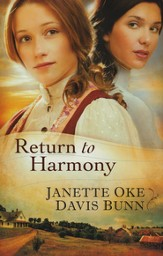 Return to Harmony - eBook