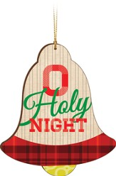 O Holy Night, Bell Ornament