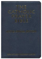 Catholic Prayer Bible, the (NRSV): Lectio Divina Edition; Deluxe - Imperfectly Imprinted Bibles