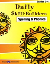 Daily Skill Builders Spelling Grades 3 to 4