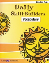 Daily Skill-Builders: Vocabulary, Grades 3-4