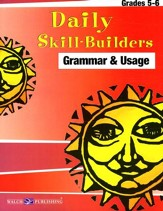 Daily Skill Builders Grammar and Usage Grades 5 to 6
