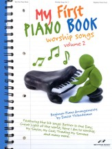 My First Piano Book, Volume 2