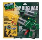 Back Yard Safari, Lazer Light Bug Vac