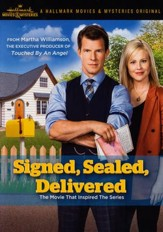 Signed, Sealed, Delivered: The Movie, DVD