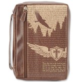 Eagle's Flight Bible Cover, Extra Large