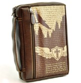 Eagle's Flight Bible Cover, Medium