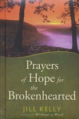 Prayers of Hope for the Brokenhearted - eBook