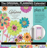 2016 Christian Ladybird Plan-It® Plus Wall Calendar