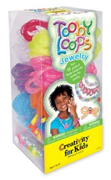 Tooby Loops Jewelry Kit
