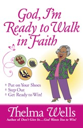 God, I'm Ready to Walk in Faith - eBook