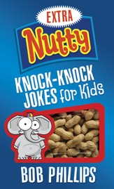 Extra Nutty Knock-Knock Jokes for Kids - eBook