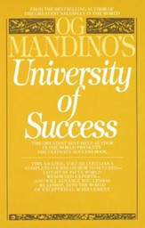 Og Mandino's University of Success - eBook