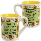 Ceramic Mug, This is the Day That the Lord Has Made