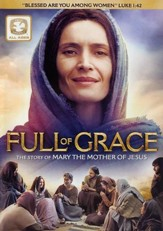 Full of Grace: The Story of the Mother of Jesus, DVD