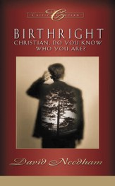 Birthright: Christian, Do You Know Who You Are? - eBook