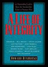 LIFE OF INTEGRITY, A - eBook