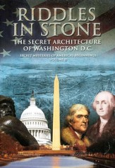 Riddles in Stone: The Secret Architicture of       Washington D.C., DVD