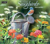 2016 Songbirds Wall Calendar
