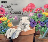 2016 Cats in the Country Wall Calendar