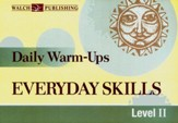 Daily Warm-Ups: Everyday Skills (Level II)