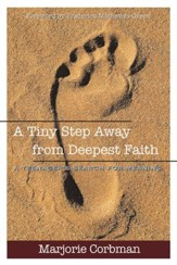 A Tiny Step Away from Deepest Faith: A Teenager's Search for Meaning - eBook