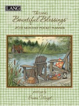 2016 Bountiful Blessings™ Monthly Pocket Planner