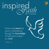 Inspired by Faith, 2015 Wall Calendar