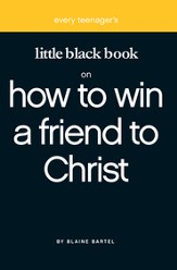 Little Black Book on Winning a Friend - eBook