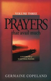 Prayers That Avail Much Volume 3 - eBook