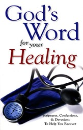 God's Word For Your Healing - eBook