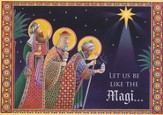 Let Us be Like the Magi Christmas Card, Pack of 20