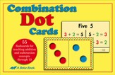 Combination Dot Cards (Grades 1-2; 55 cards)