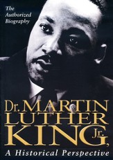 Dr. Martin Luther King, Jr., A Historical Perspective, DVD