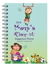 2016 Mom's Christian Engagement Planner
