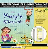 2016 Mom's Plan-It® Plus Wall Calendar