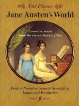 Jane Austen's World: For Piano