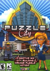 Puzzle City on CD-ROM
