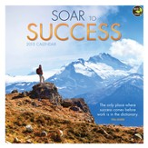Soar to Success, 2015 Mini Wall Calendar